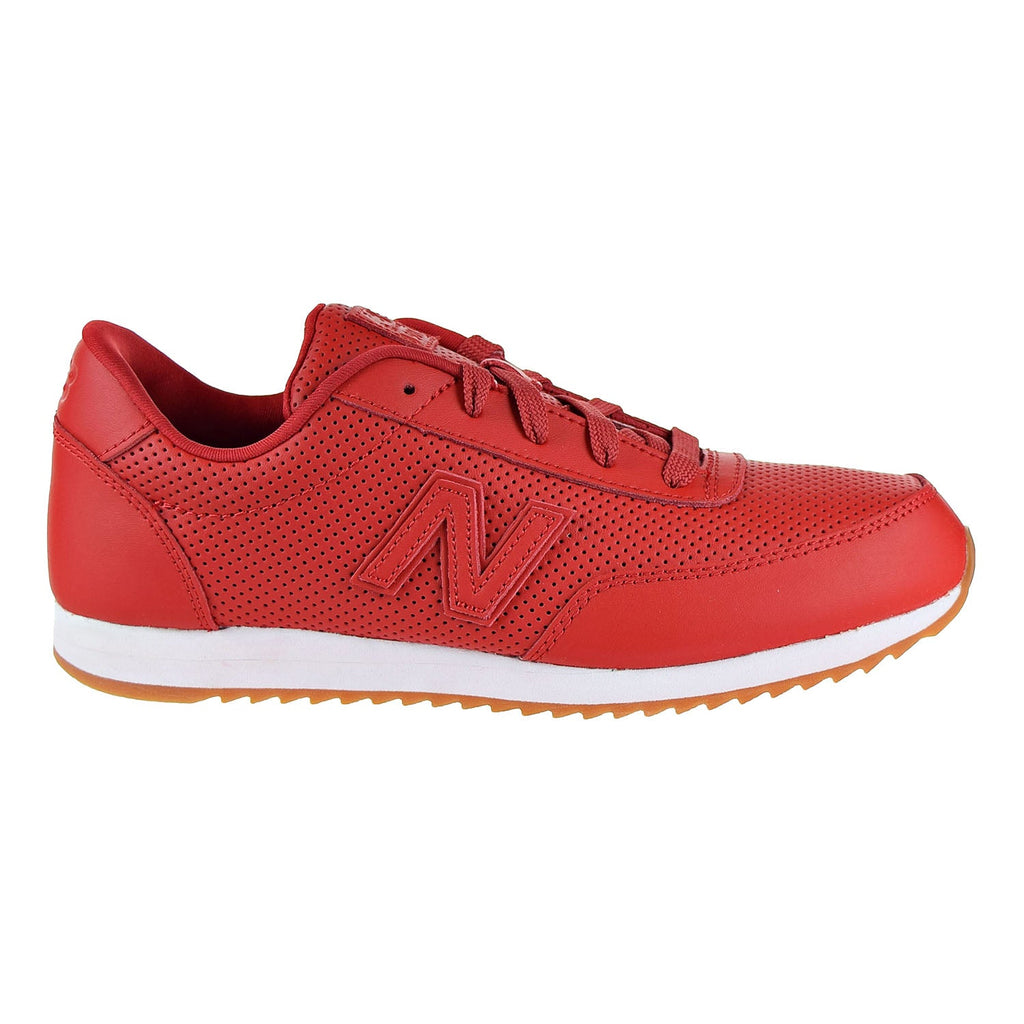 New Balance 501 Ripple Sole Kid's Shoes Team Red