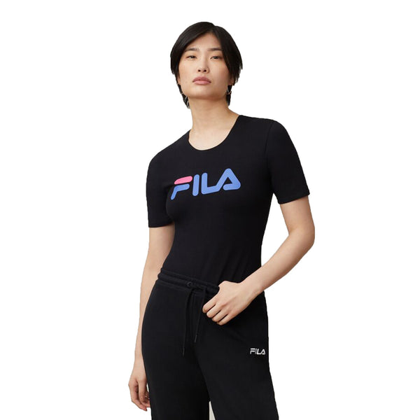 Fila Daisy High Cut Women's Body Suit Peacoat-White-Red