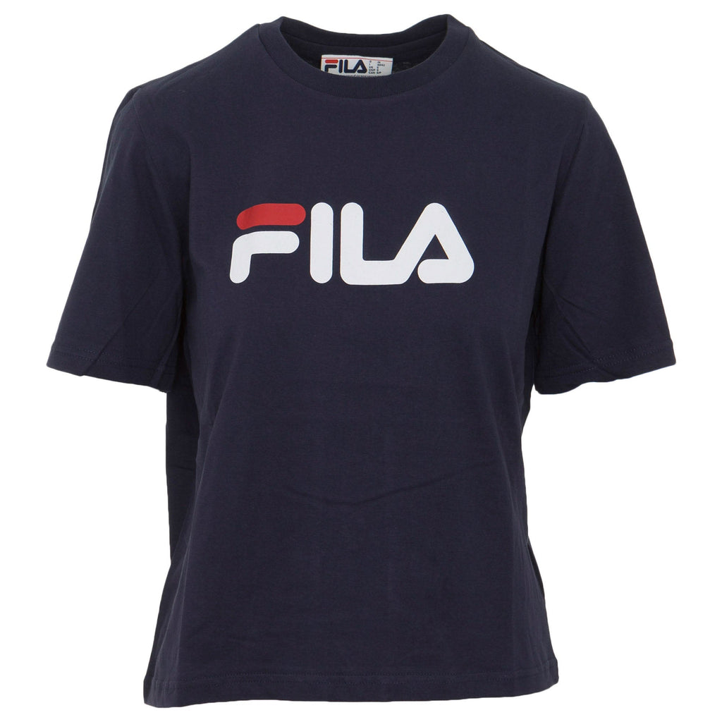Fila Women's Miss Eagle Tee Navy Blue