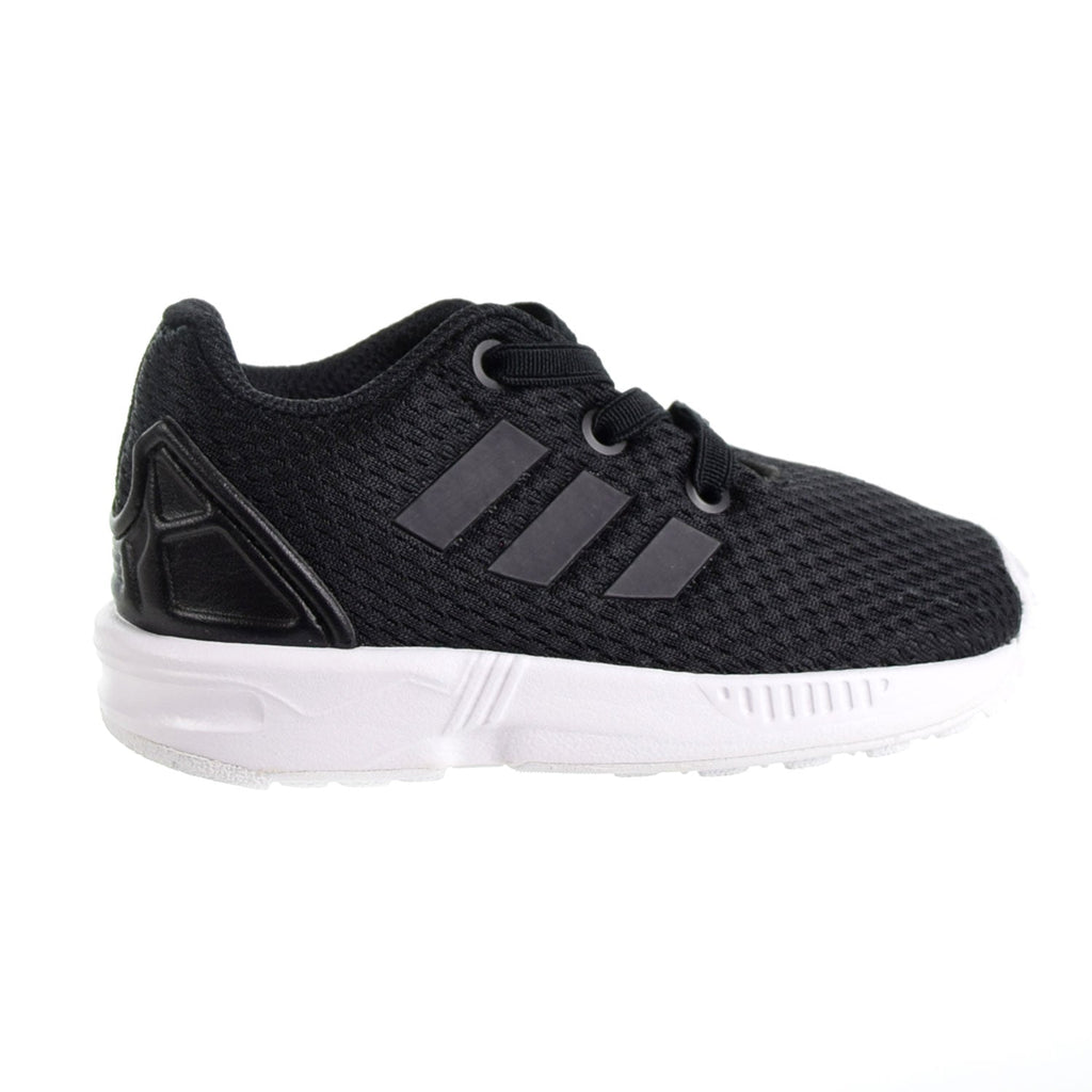 Adidas ZX Flux I Toddler's Shoes Black/White