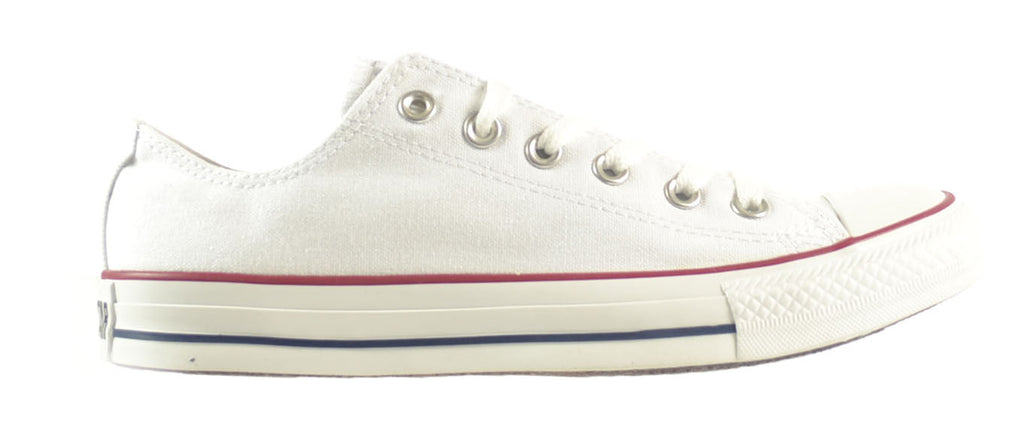 Converse All Star OX Unisex Shoes Optic White