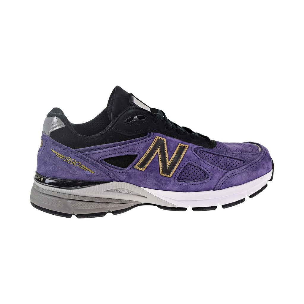 New Balance 990 Men's Shoes Black/Wild Indigo