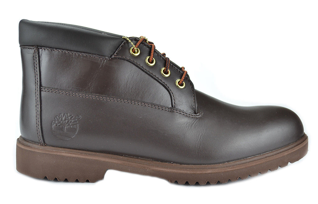 Timberland Heritage Chukka men's Waterproof Leather Boots Brown