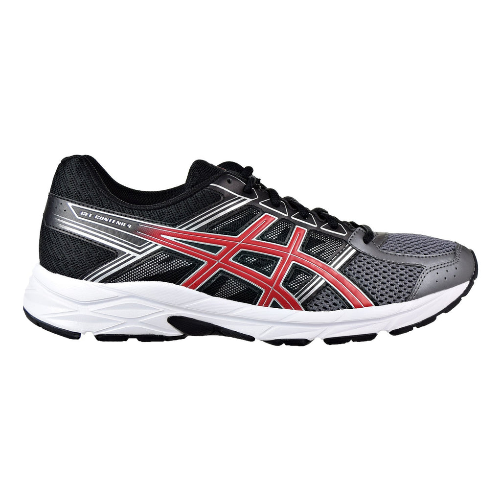 Asics Gel-Contend 4 Men's Shoes Carbon/Classic Red/Black
