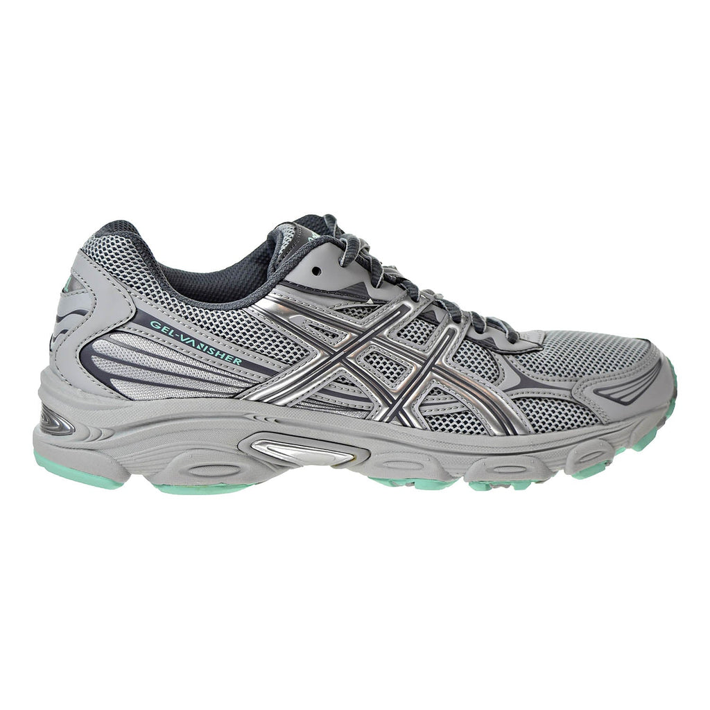 Asics Gel-Vanisher Women's Running Shoes Mid Grey/Carbon/Ice Green