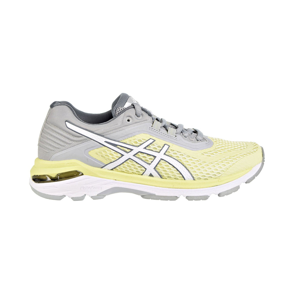 Asics GT-2000 6 Women's Shoes Limelight/White/Mid Grey