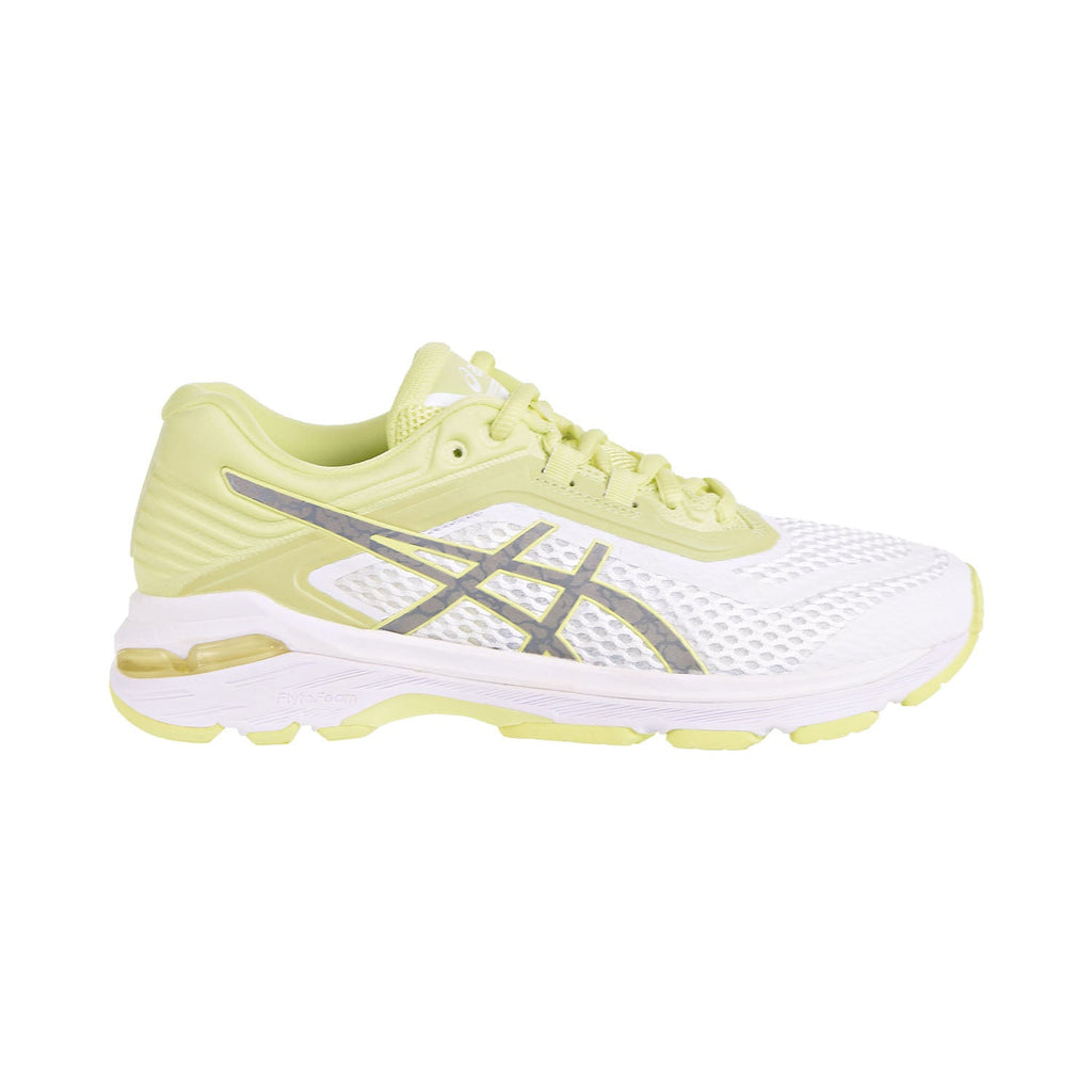 Asics GT-2000 6 Lite-Show Women's Shoes White/Silver/Limelight