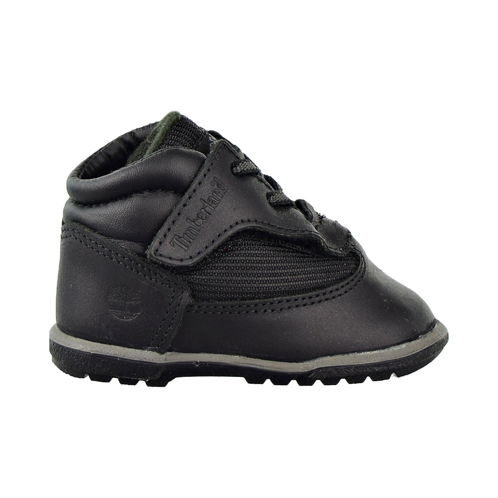 Timberland Field Boot Crib Toddlers Shoes Black