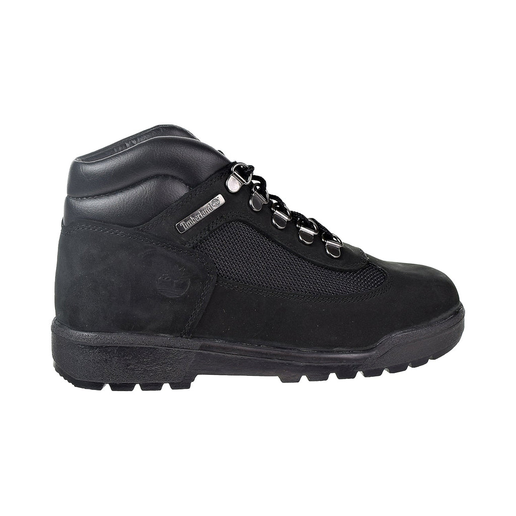 Timberland Field Boot Big Kid's shoes Black