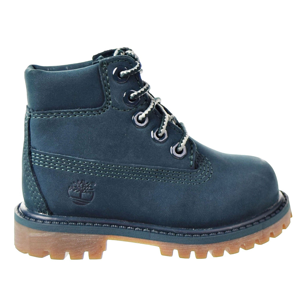 Timberland 6 Inch Premium Toddler's Boot Dark Green