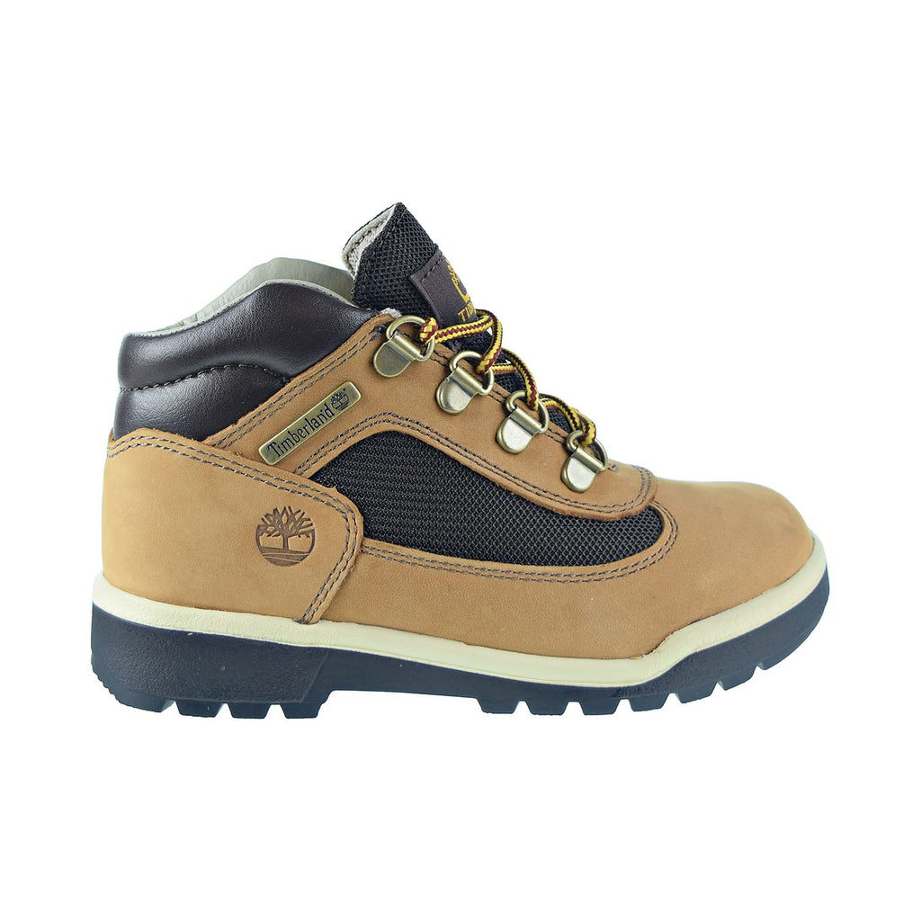 Timberland Little Kids' Field Boot Medium Beige Nubuck