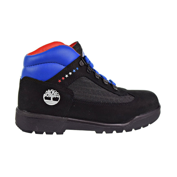 Timberland Philadelphia 76ERS Field Boot Big Kids' Shoes Black