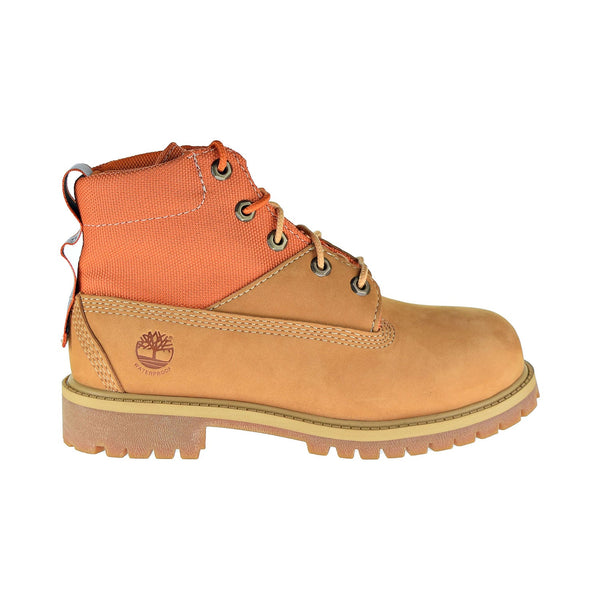 Timberland Premium 6 Inch Rebotl Little Kids' Boots Wheat