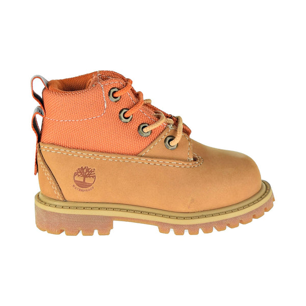 Timberland Premium 6 Inch Rebotl Toddler Boots Wheat