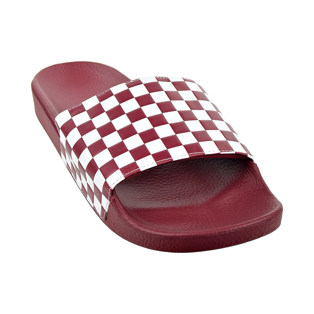 Vans Slide-On Mens Slides Checker Board/Rumba Red
