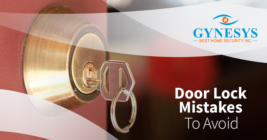 Door Lock Mistakes To Avoid