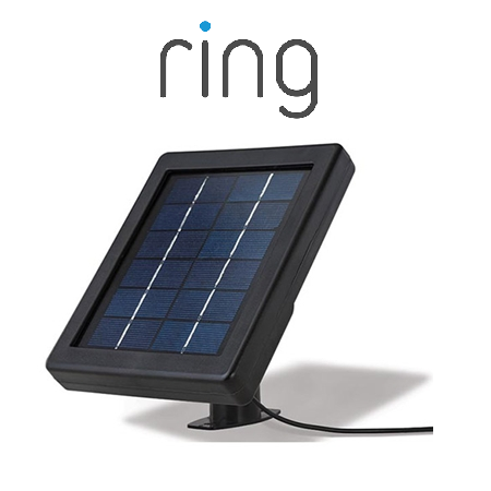 Solar Panel for Stick Up Camera RING 88SP000FC000