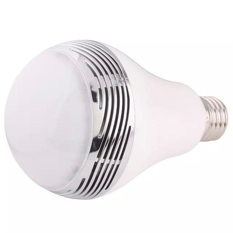 Smart Bulb Bluetooth Speaker Bulb E27 LED 7 Colors