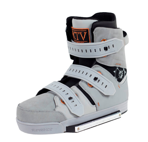 slingshot ktv bindings boots boot gummy straps 2017 grey