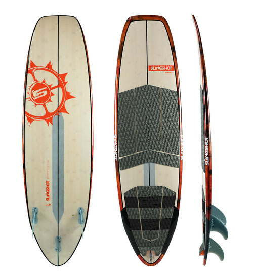 Screamer Surfboard 2018