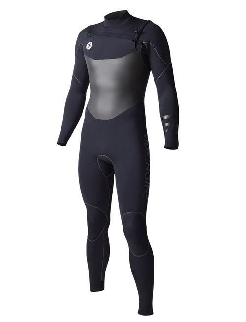 Apoc 5/4 Full Suit, Front Zip