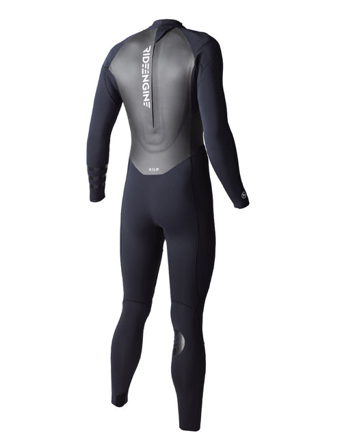 Silo 5/4/3 Full Suit, Back Zip