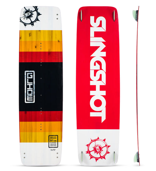 slingshot glide light wind board twin tip freestyle 149 159