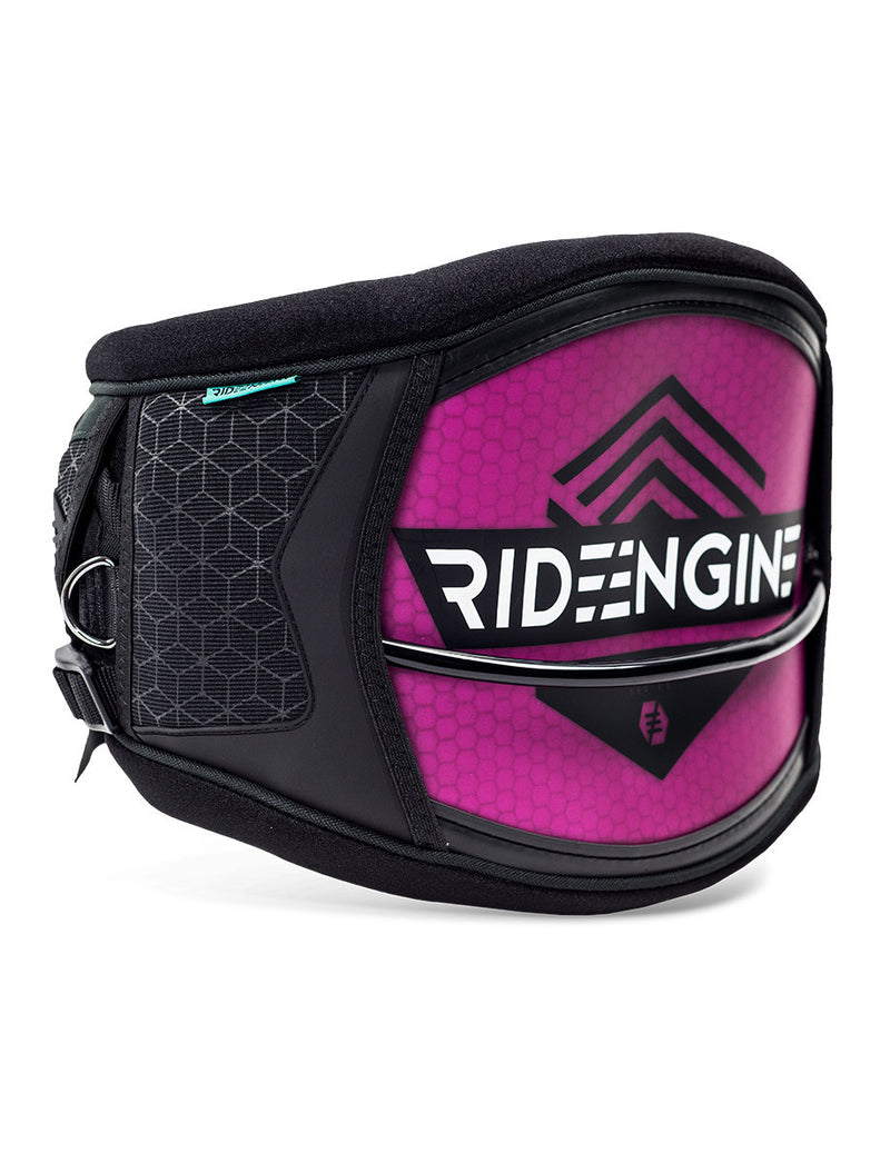 2017 Ride Engine Hex Core Purple Harness