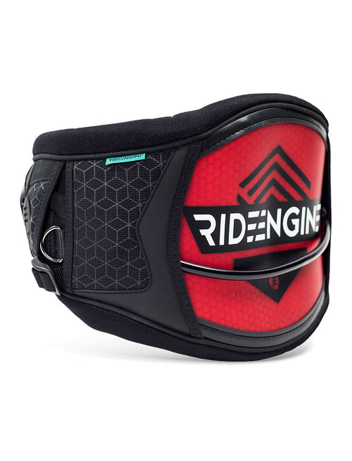 2017 Ride Engine Hex Core red Harness