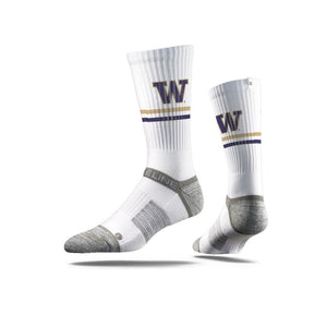 University of Washington Huskies White Photo