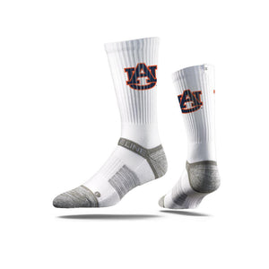 Auburn University Tigers White Photo