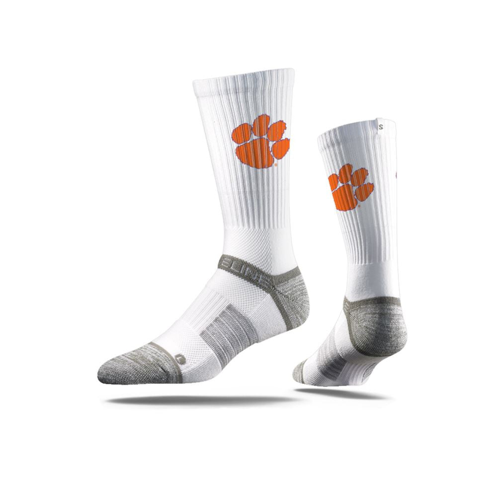 Clemson University Fighting Tigers White Photo