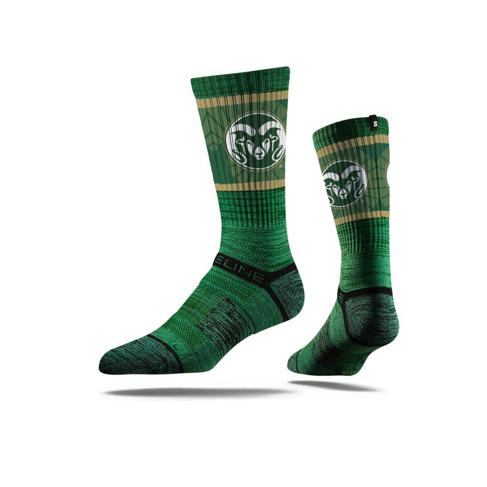 Colorado State University Rams Green Photo