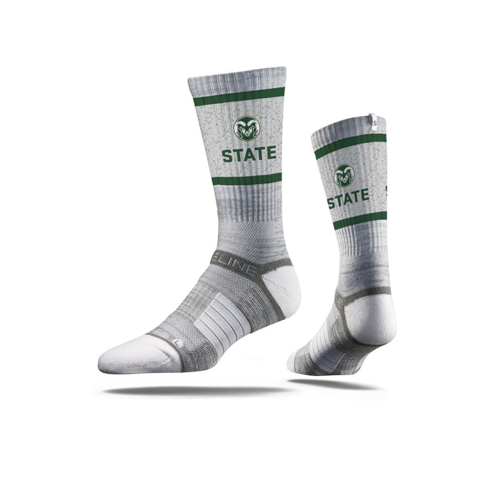 Colorado State University Rams Grey State