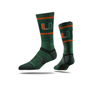 Miami Hurricanes Green Photo