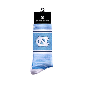 "North Carolina ""Carolina Blue"" Crew Socks"