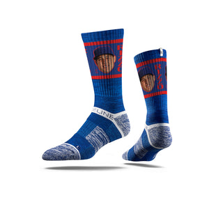 Anthony Rizzo Game Face Royal Crew Socks