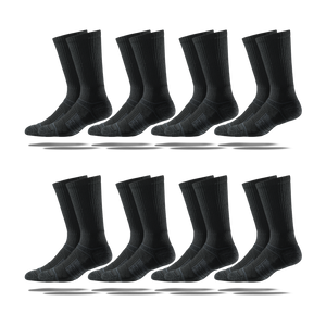 Women's Crew Socks 8-Pack