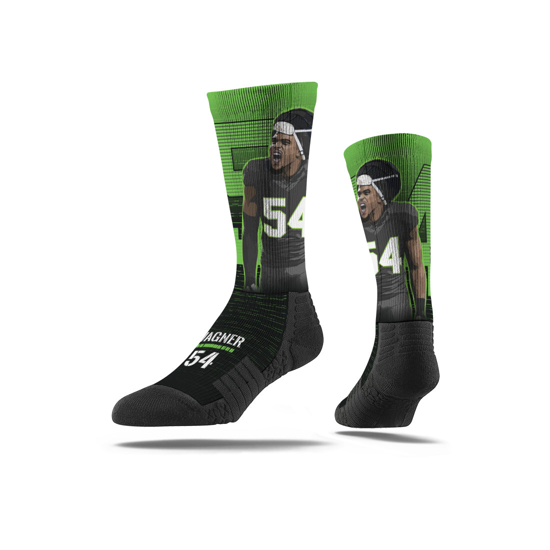 Bobby Wagner Pumped Up Socks
