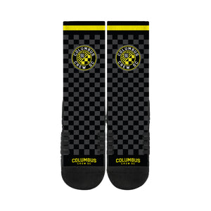 Columbus Crew FC Black/Grey Checker PDP