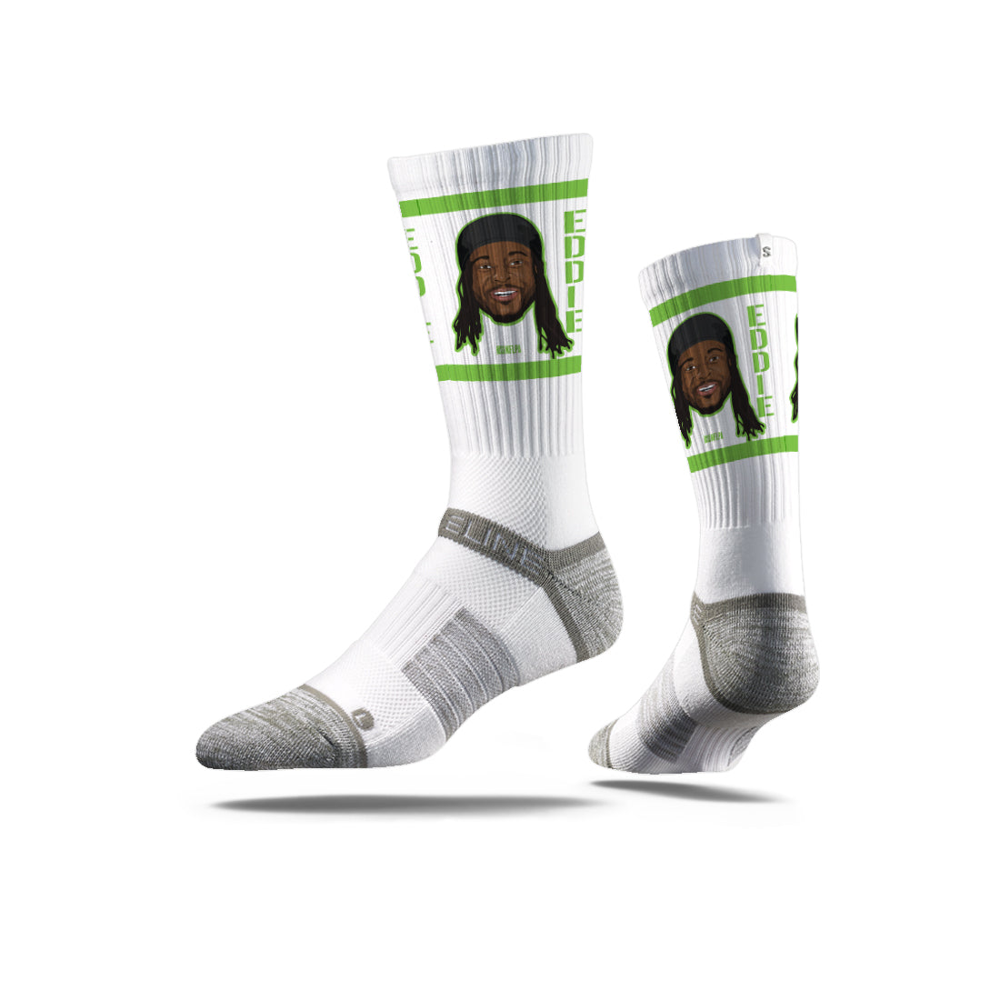 Eddie Lacy White Socks