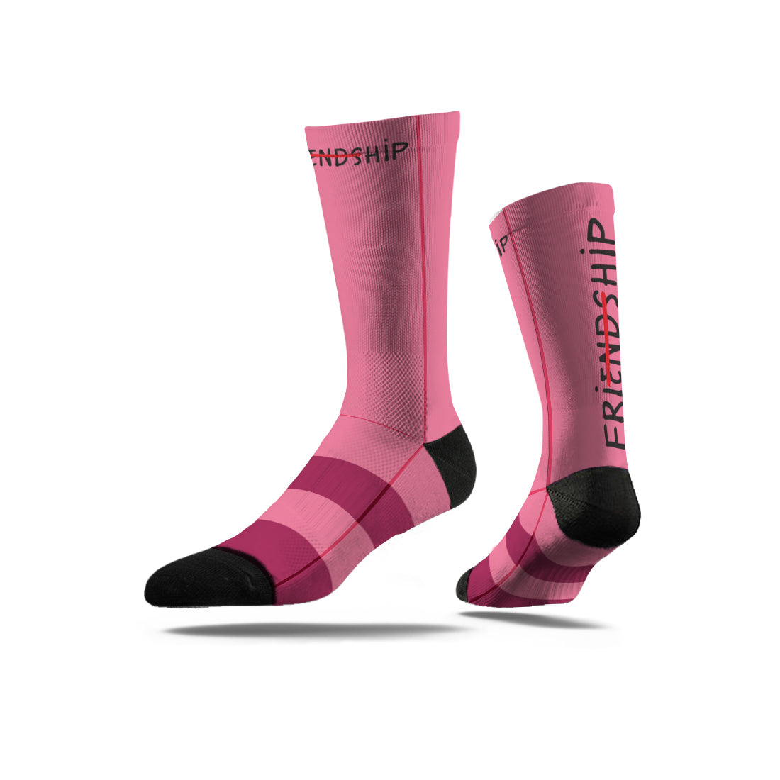 Friendship Sock (Pink)