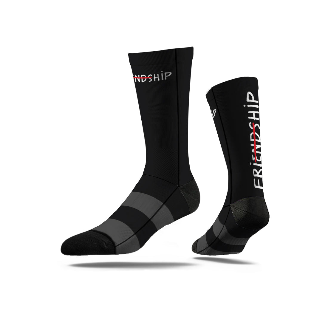 Friendship Sock (Black)