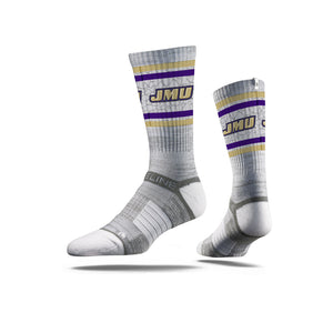James Madison University Dukes Grey Photo