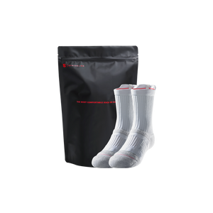 Youth Mid Socks 8-Pack