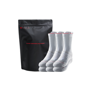 Youth Mid Socks 3-Pack