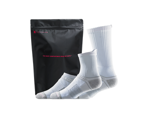 Men's Mixed-Length Socks 3-Pack