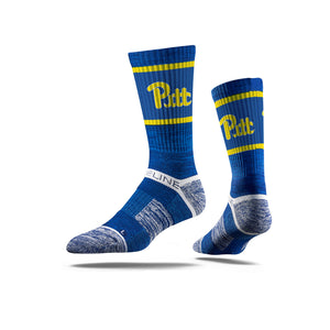 Pitt Panthers Classic Royal Socks