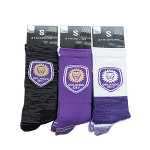 Orlando City Knit FC 3-Pack