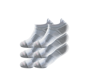 Mother's Day White Low 6 Pack Socks